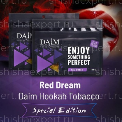 Daim Red Dream