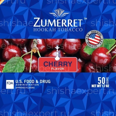 Zumerret Blue Edition Cherry