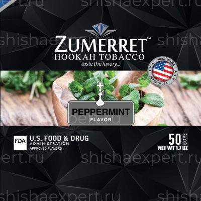 Zumerret Black Edition Peppermint