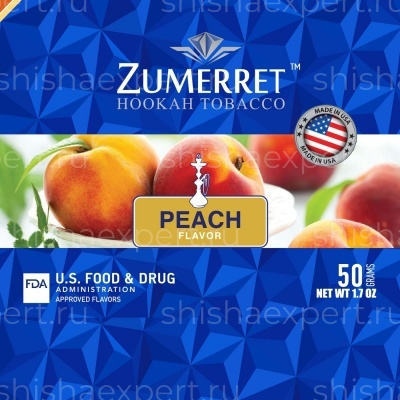 Zumerret Blue Edition Peach