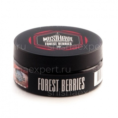 Must Have Forest Berries