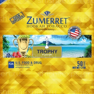 Zumerret Gold Edition Trophy