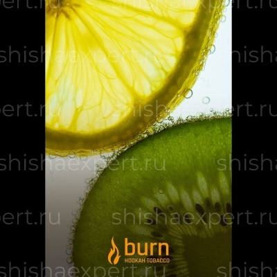 Burn Kiwi Lemon