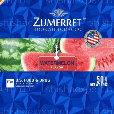 Zumerret Blue Edition Watermelon