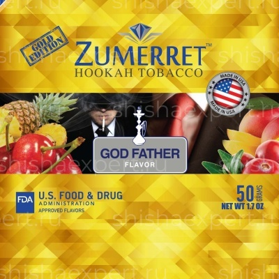 Zumerret Gold Edition God Father