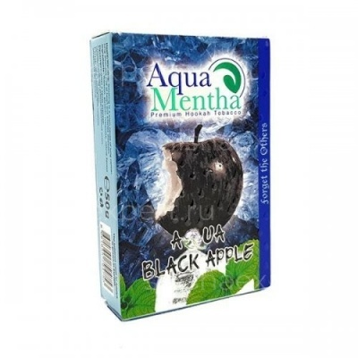 Aqua Black Apple
