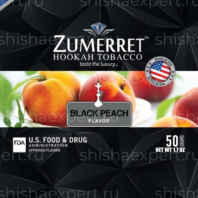 Zumerret Black Edition Peach