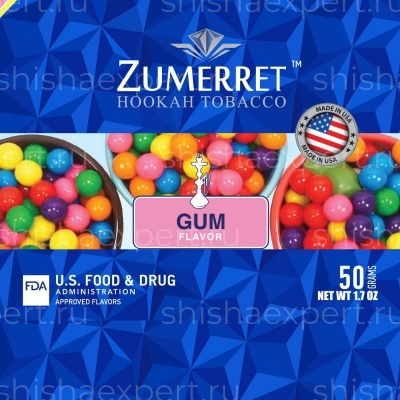 Zumerret Blue Edition Gum