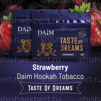 Daim Strawberry