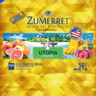 Zumerret Gold Edition Utopia
