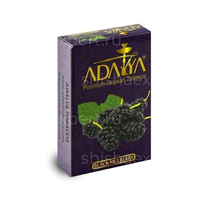 Adalya Black Mulberry