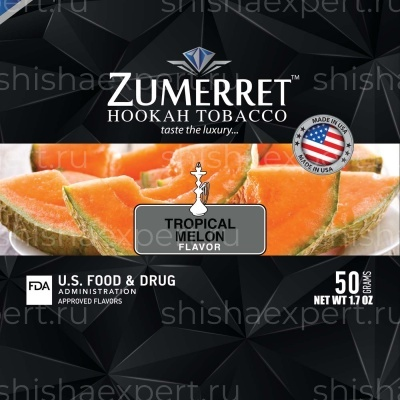 Zumerret Black Edition Tropical Melon