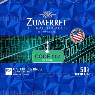 Zumerret Blue Edition Code 96