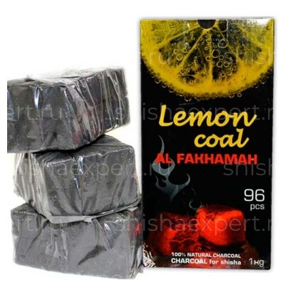 Lemon Coal 96pcs